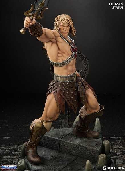 Sideshow Collectibles Masters of the Universe He-Man Statue