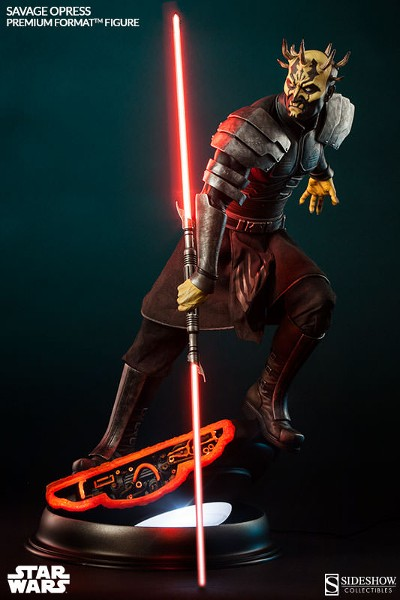 Sideshow Star Wars Savage Opress Premium Format Figure