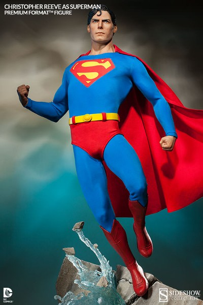 Sideshow DC Christopher Reeve as Superman Premium Format Figure