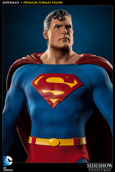 Sideshow Collectibles DC Comics Superman Premium Format Figure