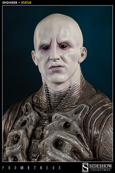 Sideshow Collectibles Prometheus Engineer Statue