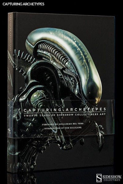 Sideshow Collectibles Capturing Archetypes Book