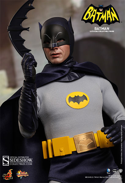 Hot Toys DC Comics 1966 Batman Movie Batman Sixth Scale Figure