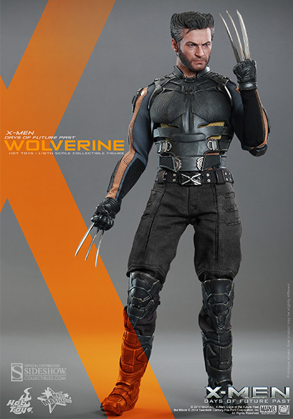 Preorder Hot Toys Marvel X-Men Days of Future Past Wolverine