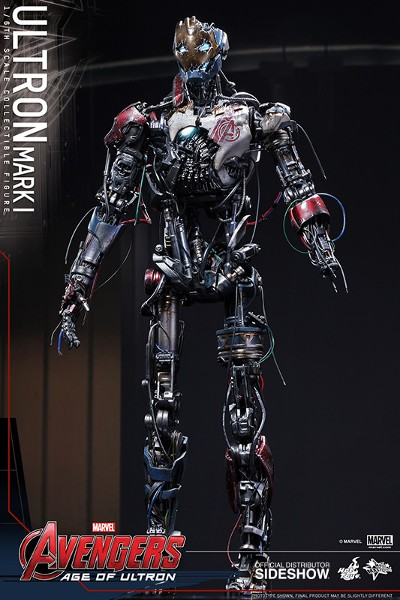 Preorder Hot Toys Marvel Avengers Ultron Mark I Figure