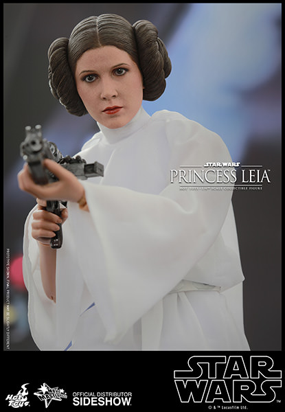 Preorder Hot Toys Star Wars Princess Leia Sixth Scale Figure