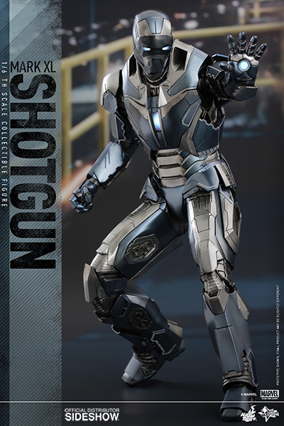 Preorder Hot Toys Marvel Iron Man 3 Mark XL Shotgun Figure