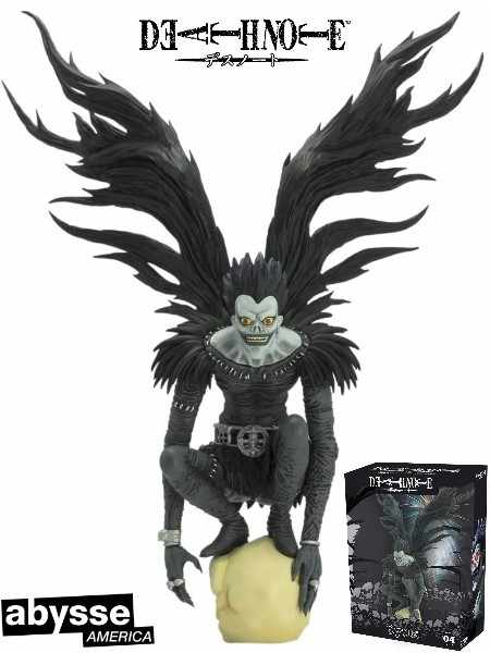 Abysse America Death Note Super Figure Collection Ryuk Figurine