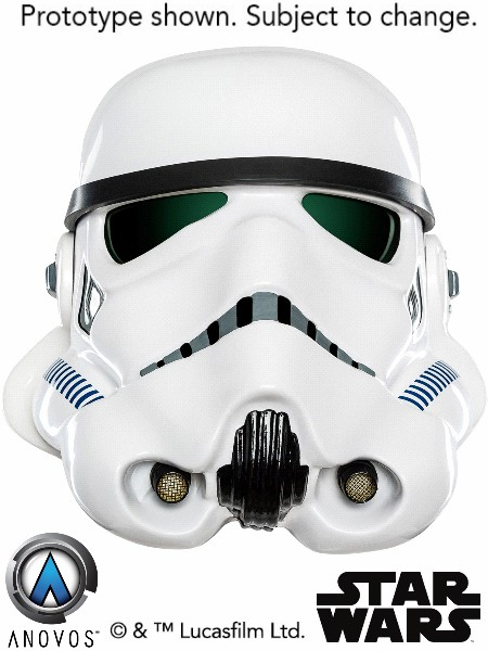 Anovos Star Wars Original Trilogy Stormtrooper Helmet Accessory