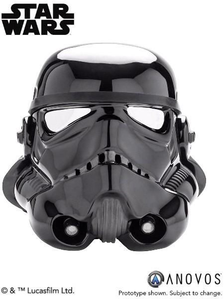 Anovos Star Wars Imperial Shadow Stormtrooper Helmet Accessory