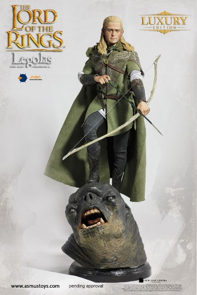Asmus Toys The Lord of the Rings Legolas Deluxe Figure