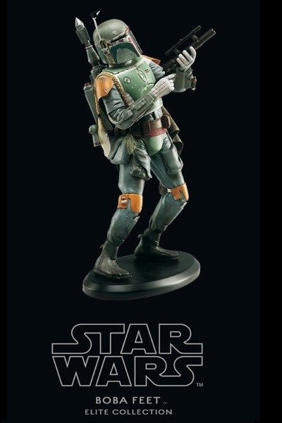 Attakus Star Wars Elite Collection Boba Fett Statue