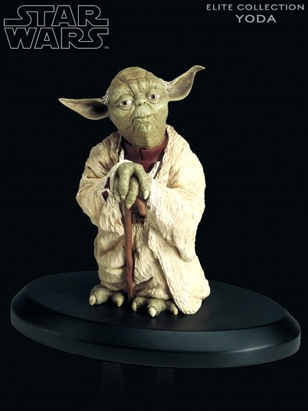 Attakus Star Wars Elite Collection Yoda 2 Statue