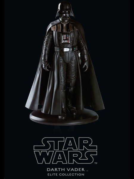 Attakus Star Wars Elite Collection Darth Vader Statue