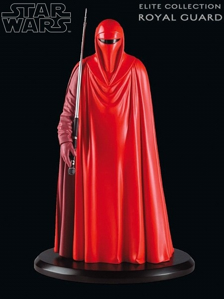 Attakus Star Wars Elite Collection Red Royal Guard Statue