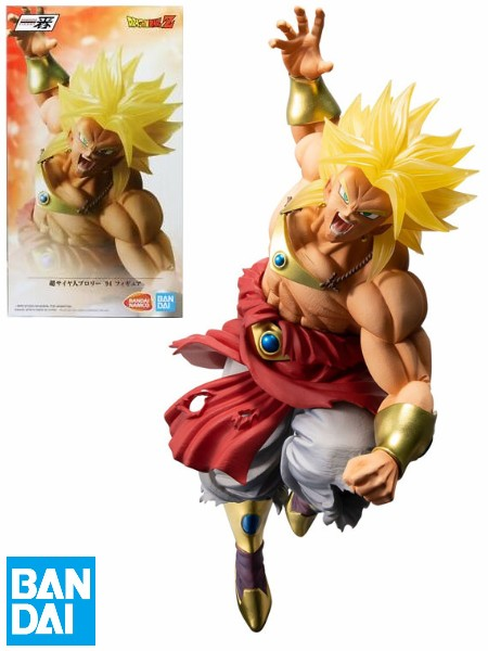 Bandai Dragon Ball Super Saiyan Broly 94 Ichiban Figure