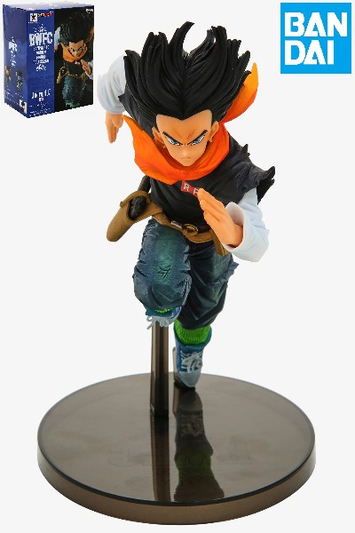 Banpresto Dragonball Z World Figure Colosseum Android 17 Figure