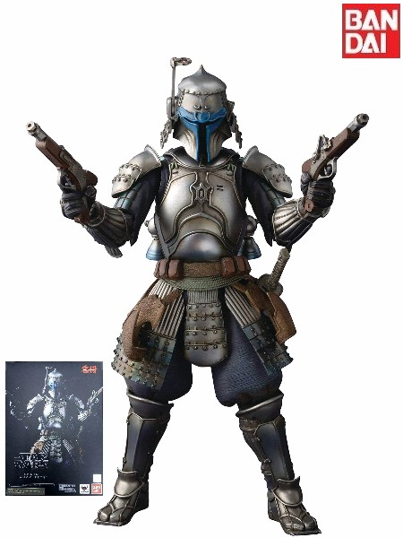 Bandai Star Wars Movie Realization Ronin Jango Fett Figure