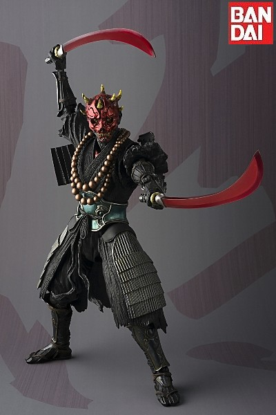 Bandai Star Wars Movie Realization Sohei Darth Maul Figure