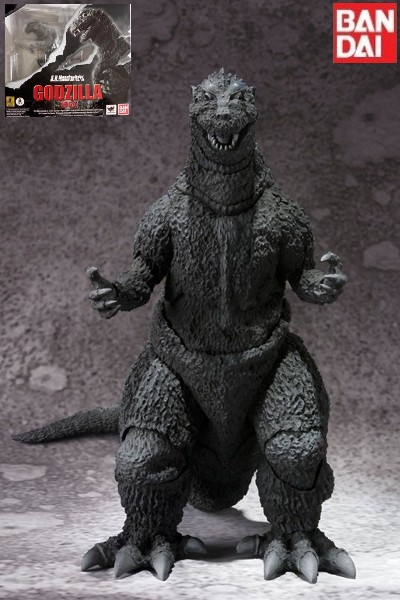 Bandai Tamashii Nations S.H. MonsterArts 1954 Godzilla Figure