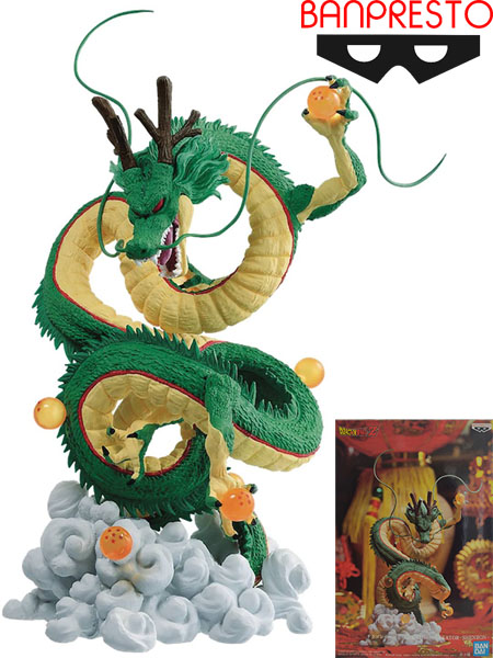 Banpresto Dragon Ball Z Creator X Creator Shenron Figure
