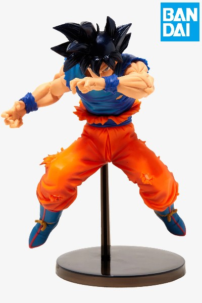 Banpresto Dragonball Super Blood of Saiyans II Goku Figure