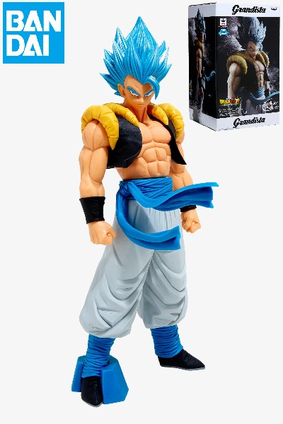 Banpresto Dragonball Super Grandista Resolution Soldiers Gogeta