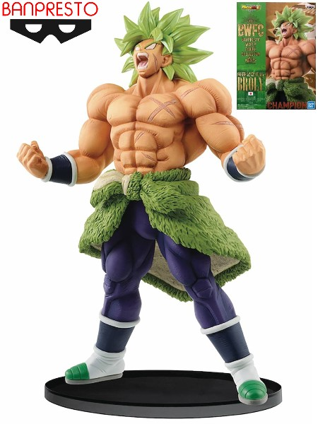 Banpresto Dragon Ball Super World Colosseum Special Broly Figure
