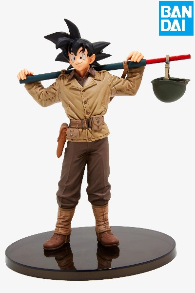 Banpresto Dragonball Z World Figure Colosseum Son Goku V4 Figure