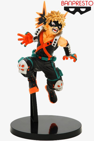 Banpresto My Hero Academia King of Artist Katsuki Bakugo Figure