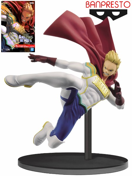 Banpresto My Hero Academia The Amazing Heroes V8 Togata Figure