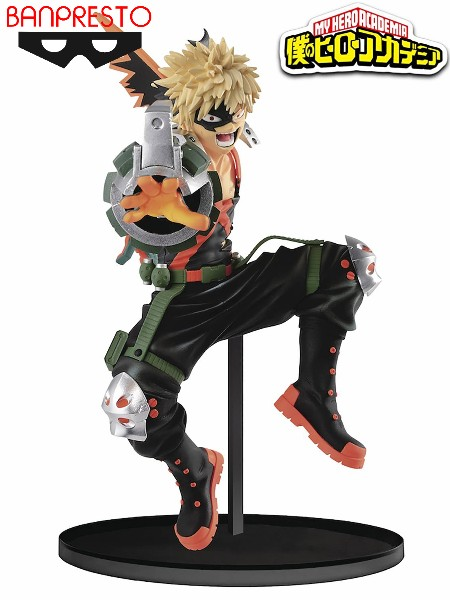 Banpresto My Hero Academia World Colosseum V7 Bakugo Figure
