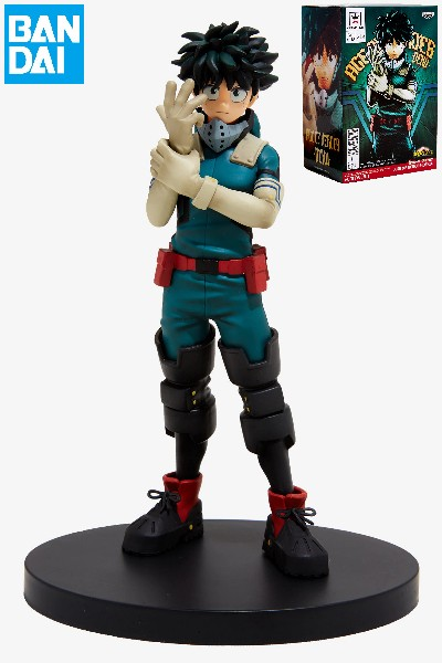 Banpresto My Hero Academia Age of Heros Deku Figure