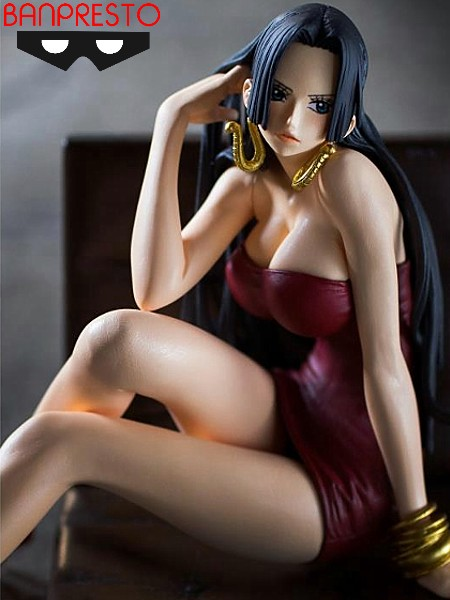 Banpresto One Piece Creator x Creator Boa Hancock II Red Dress