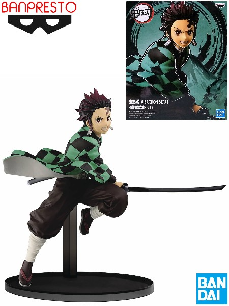 Banpresto Demon Slayer Vibration Stars Tanjiro Kamado Figure