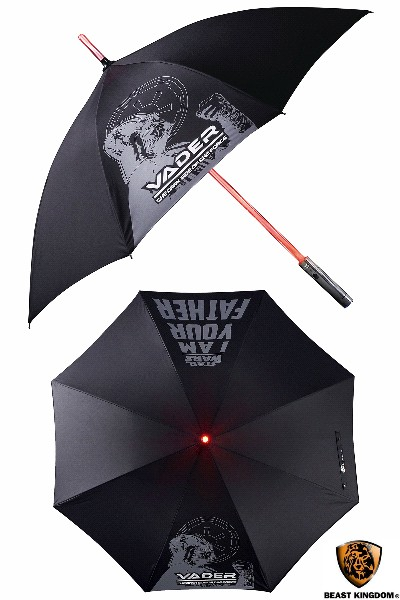 Beast Kingdom Star Wars Darth Vader Lightsaber Umbrella