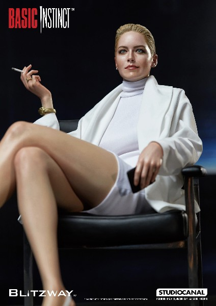 Blitzway Basic Instinct Sharon Stone as Catherine Tramell Statue