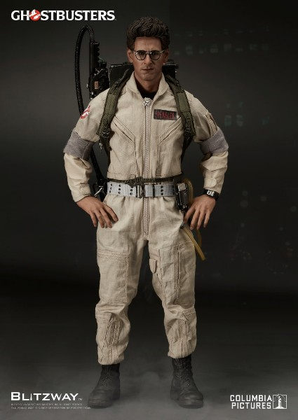Preorder Blitzway Ghostbusters Egon Spengler Sixth Scale Figure