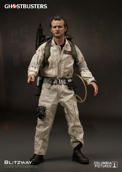 Preorder Blitzway Ghostbusters Peter Venkman Sixth Scale Figure