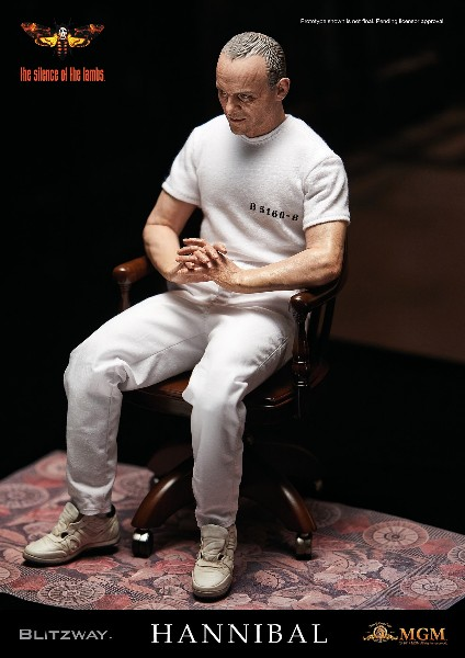 Preorder Blitzway Silence of the Lambs Hannibal Prison Uniform