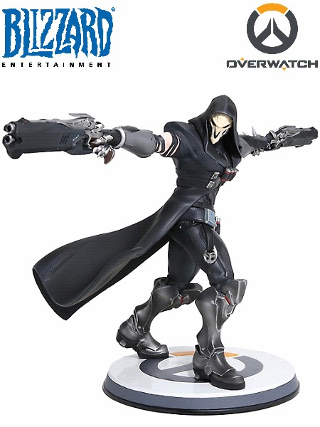 Blizzard Entertainment Overwatch Reaper Statue