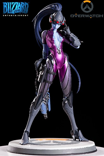 Blizzard Entertainment Overwatch Widowmaker Statue