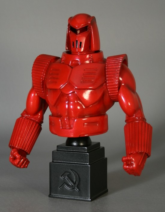 Bowen Designs Marvel Crimson Dynamo Mini Bust