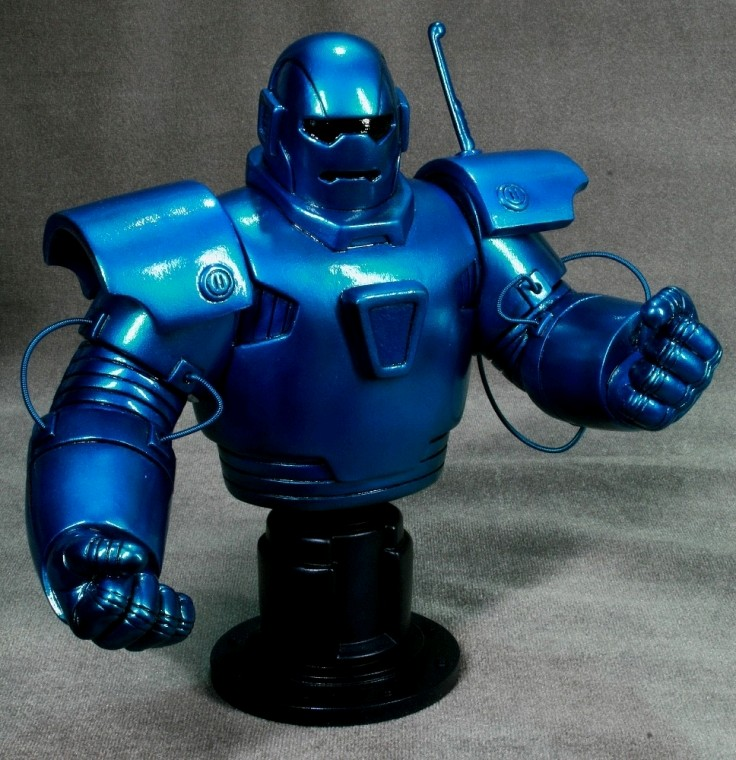 Bowen Designs Marvel Iron Monger Mini Bust