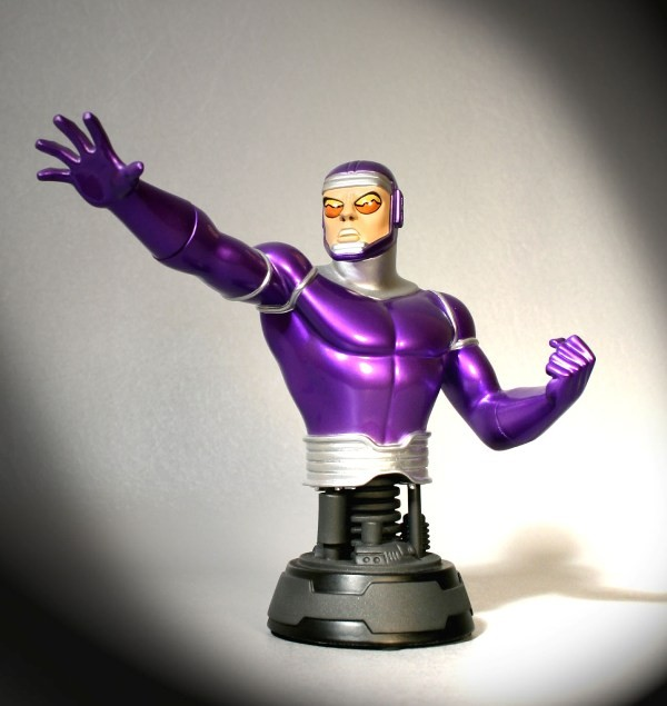 Bowen Designs Marvel Machine Man Mini Bust