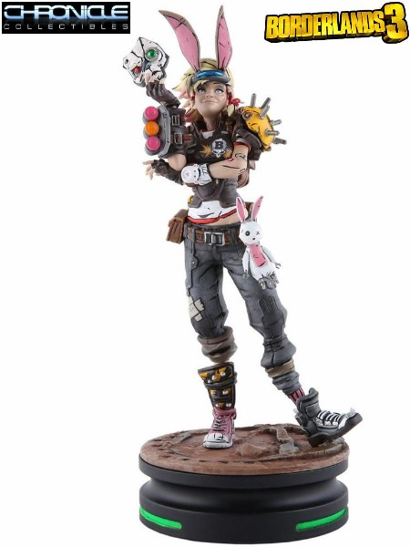 Chronicle Collectible Borderlands Tiny Tina Modern Icons Statue