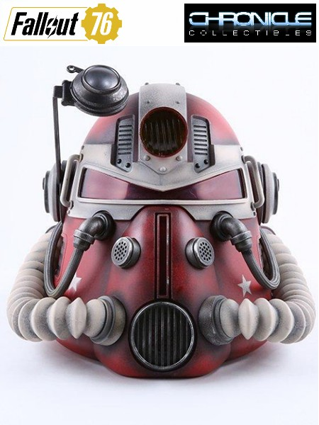 Chronicle Collectibles Fallout T-51 Power Armor Nuka Cola Helmet