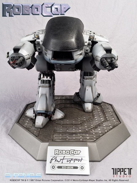 Chronicle Collectibles RoboCop ED-209 Statue Replica