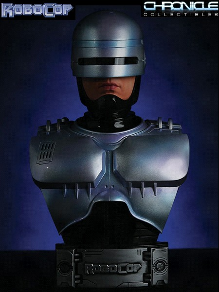 Chronicle Collectibles RoboCop Half Scale Bust