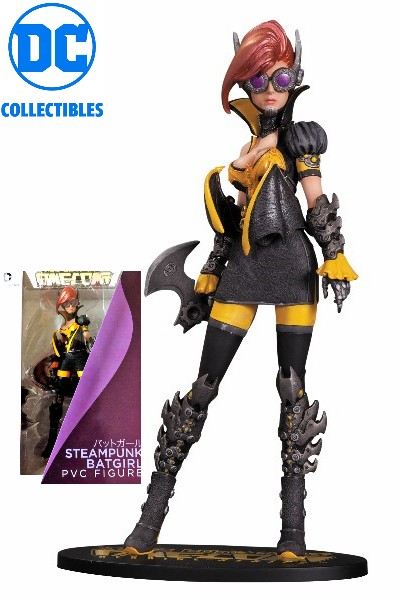 DC Collectibles Ame Comi Steampunk Batgirl PVC Figure